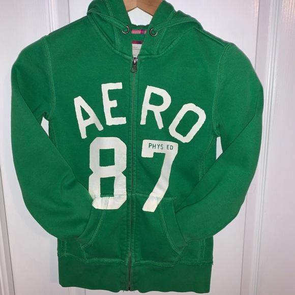 Aéropostale zip up hoodie